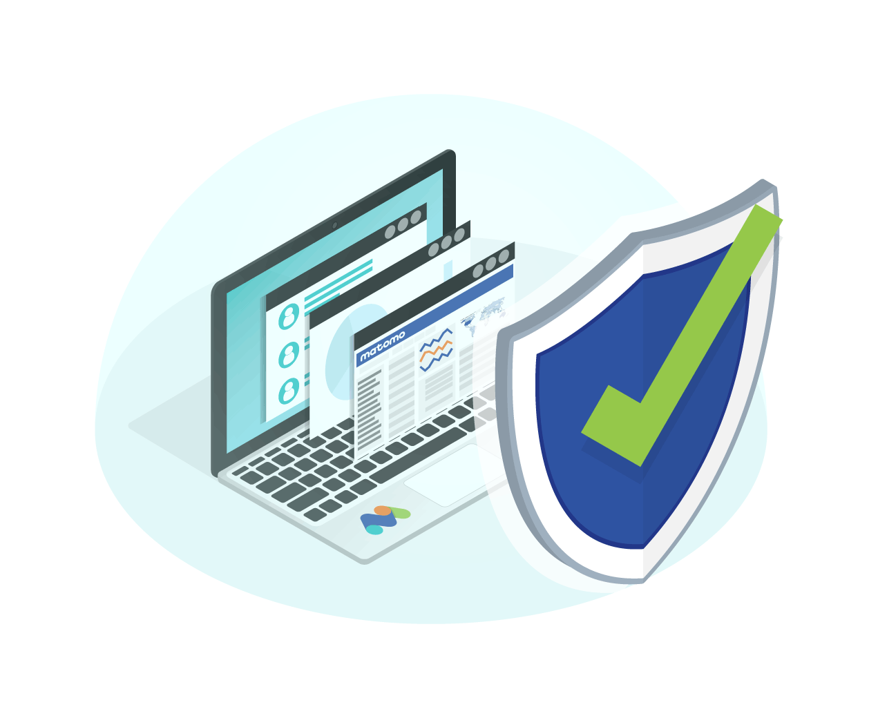 Analytics for security businesses